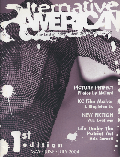 Alternative American Magazine - 1st Edition 2004