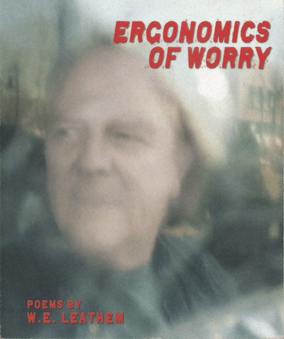 Egonomics of Worry - Cover