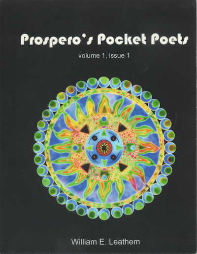 Prospero's Pocket Poets - Cover